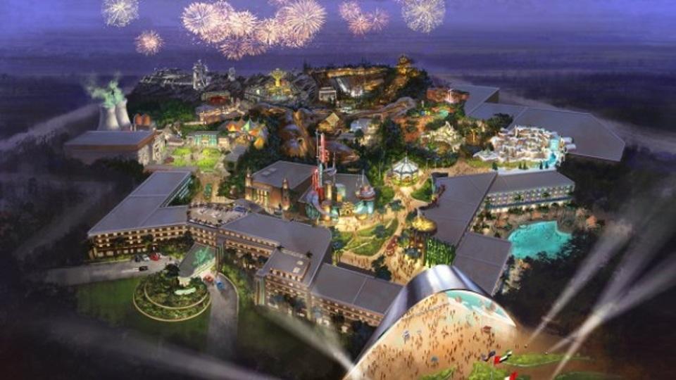 20世紀フォックスがドバイにテーマパークを建設!