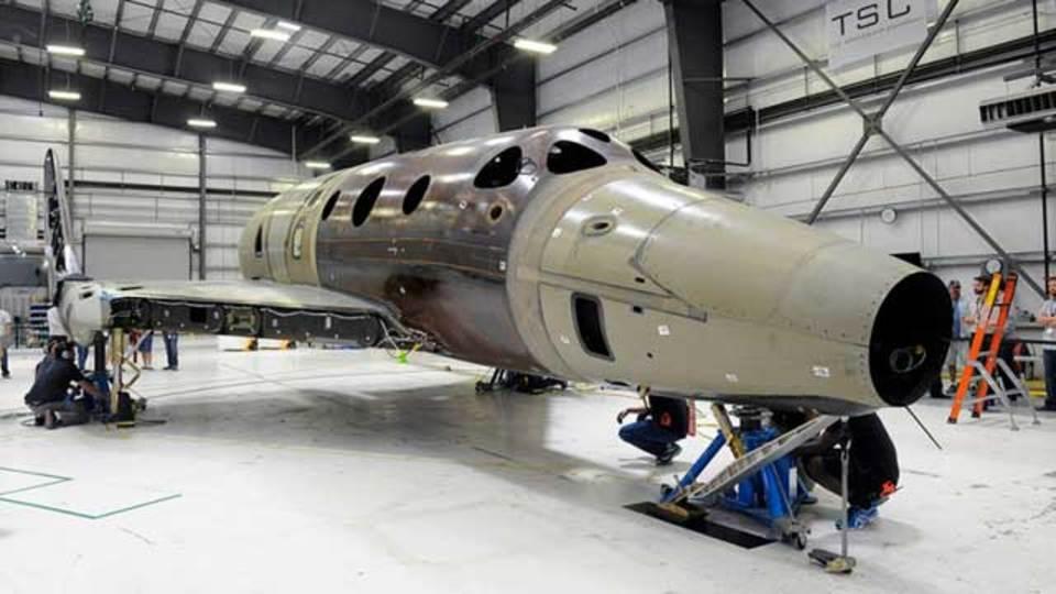 事故から1年。ヴァージン・ギャラクティックのテスト飛行、来年頭を予定