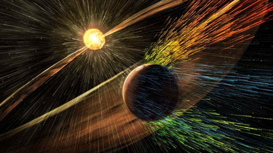 火星がどうしてカラッカラの死の星になったか