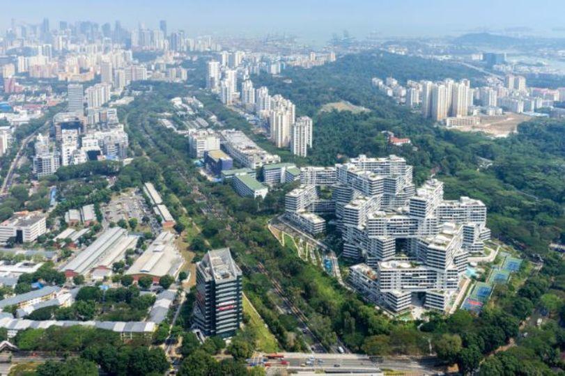 今年のベスト建築は、積み木みたいな巨大集合住宅