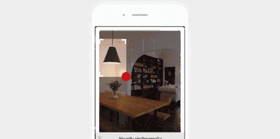 「これカワイイ」がすぐに探せる、Pinterestの新機能