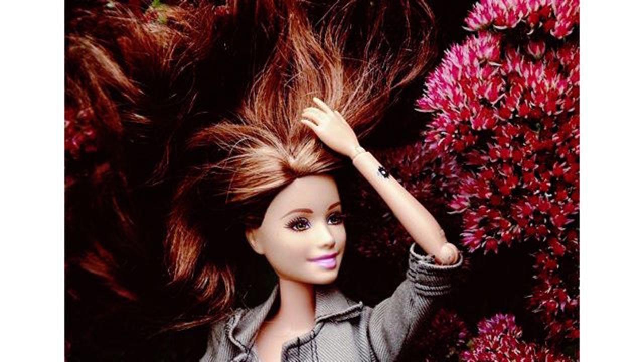 バービー人形「Instagramを卒業します」
