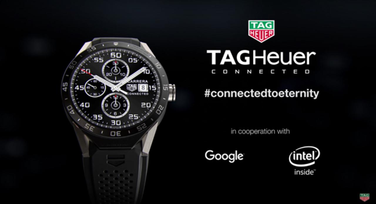 タグ・ホイヤーのスマートウォッチ「Connected」11月12日に国内発売