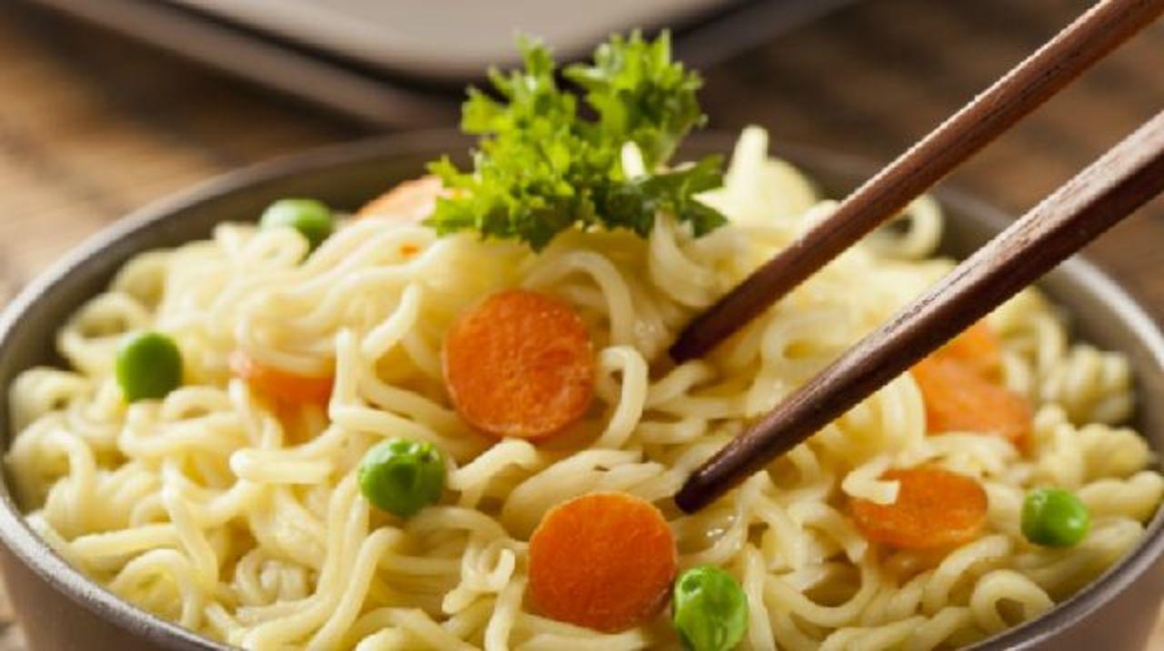日本の織物会社が造るローカロリー麺、材料を知ったらビックリ!