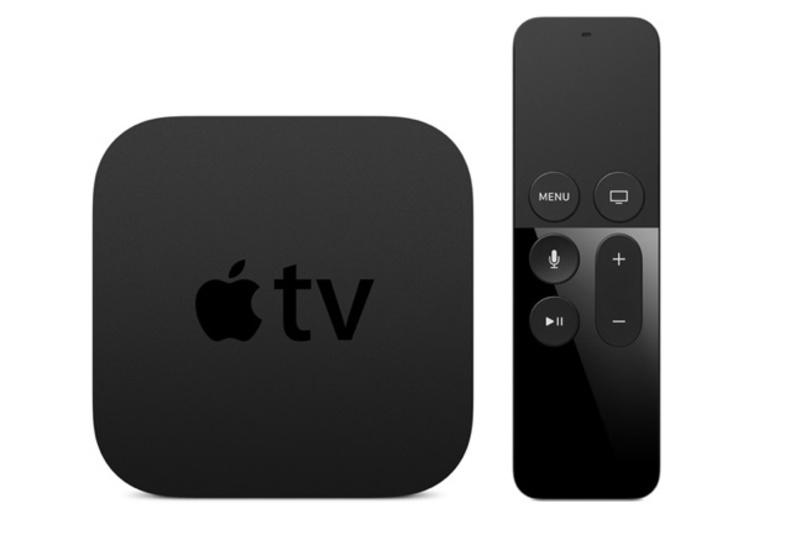 Apple TVがソフトバンクショップに…く〜る〜