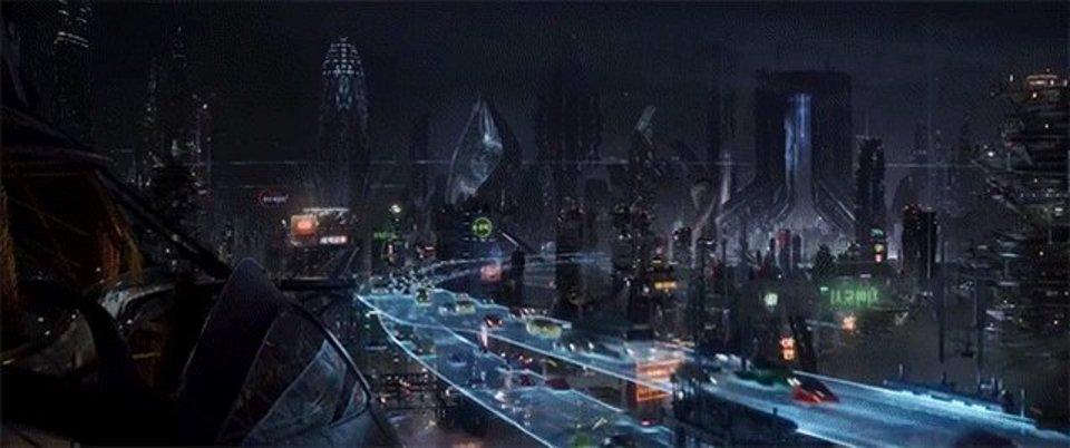 昔、映画を見て想像した「未来」って、こうだったよね