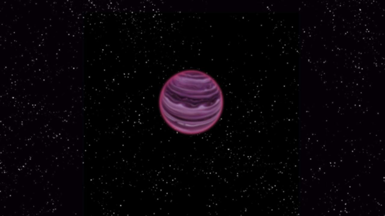 ふわふわ宇宙を漂う浮遊惑星「PSO J318.5-22」は、鉄の雨を降らせる雲に覆われている