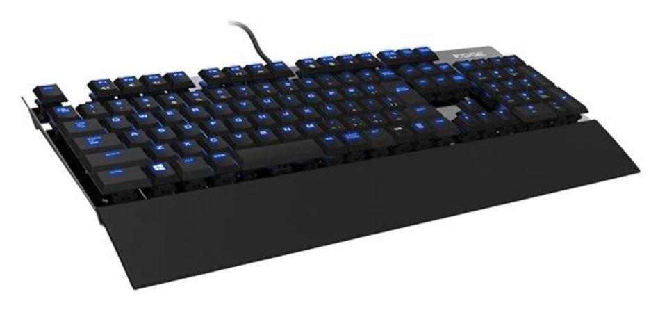 メカニカルキーボード界最薄なスタイリッシュキーボード