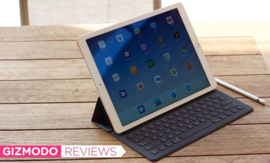 iPad Pro、ラップトップとしてレビュー。代わりになれる?