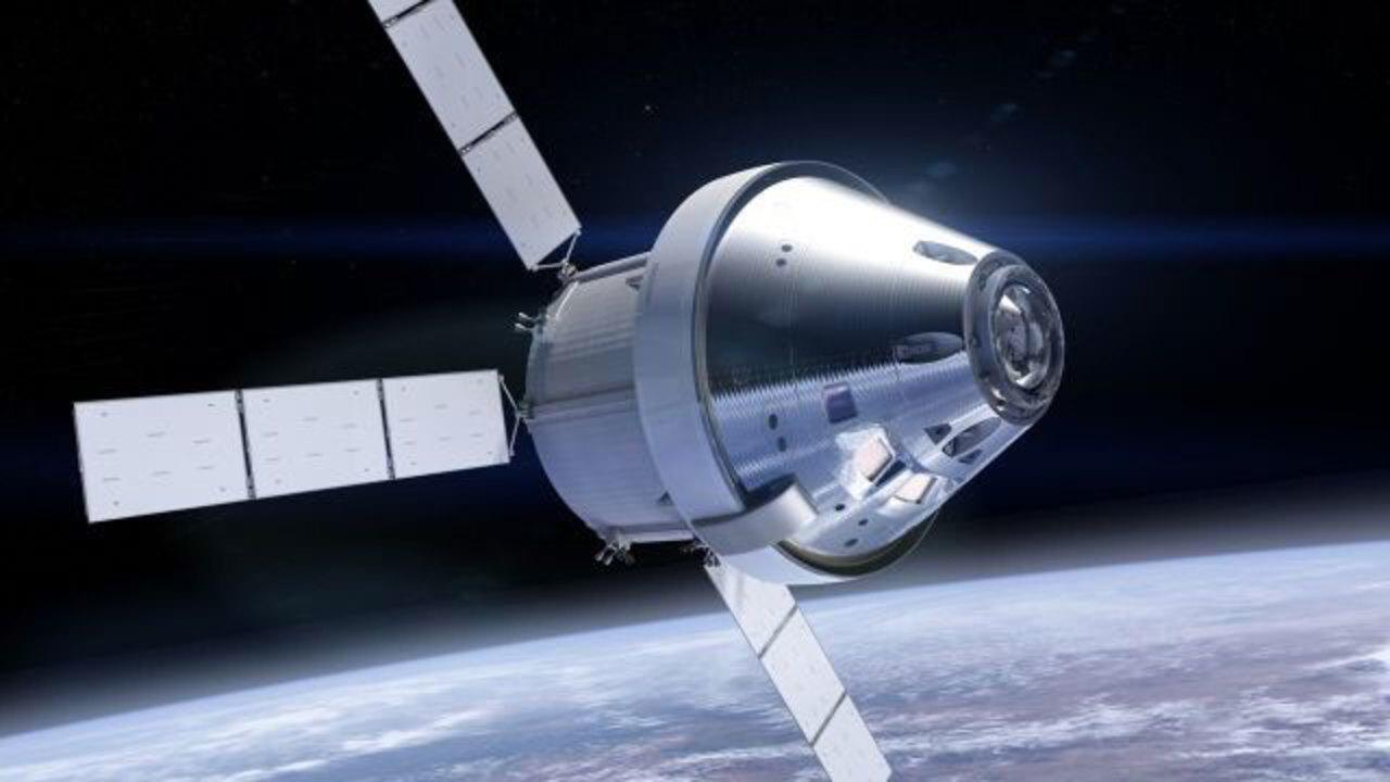 NASAが宇宙船に使う特殊なメタリック塗料、温度管理を手助け