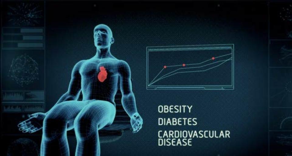 長時間座っていることがどれだけ体に悪いのか?