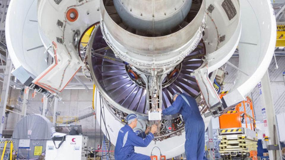 これが次世代エアバス専用エンジンだ!