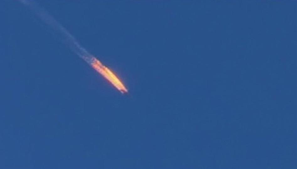 全員説明がおかしい。トルコ機のロシア機撃墜で物理学者指摘
