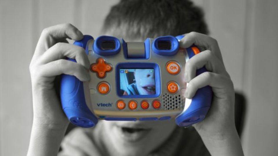 親子の写真・個人情報約1100万人分、玩具メーカー「Vtech」から流出