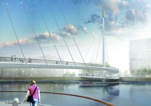 結局どれも批判の的? ロンドンの新たな橋構想、北欧のデザイン会社による新案の行方は…