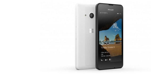 最安値のWindows 10モバイル「Lumia 550」、1万7000円なり