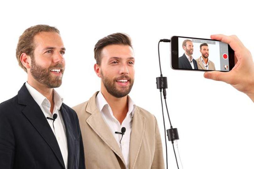 iPhoneで動画カメラマンしたい方へのオススメマイク