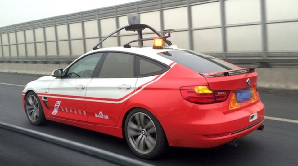中国の検索大手Baiduが自動運転車の実験に成功。最高時速は約100km