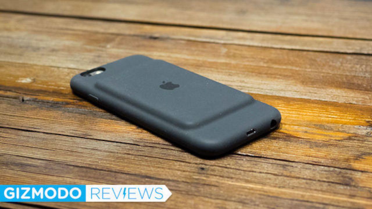ダサい第一印象を、いい意味で裏切る! 純正iPhone 6sバッテリー内蔵ケースをレビュー