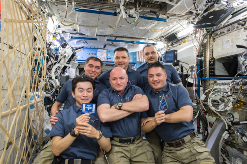 ソユーズ着陸のライブ配信は21時45分から! 今夜、宇宙飛行士の油井さんが地球に帰還します