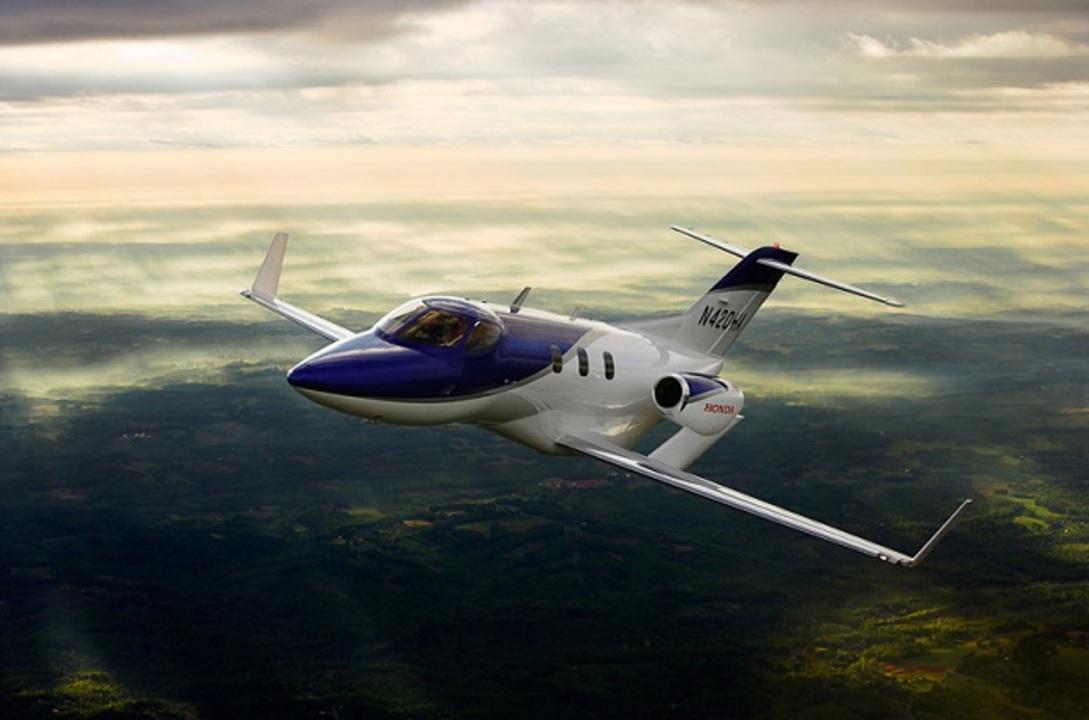 離陸目前! ホンダジェットがFAAの型式証明を取得