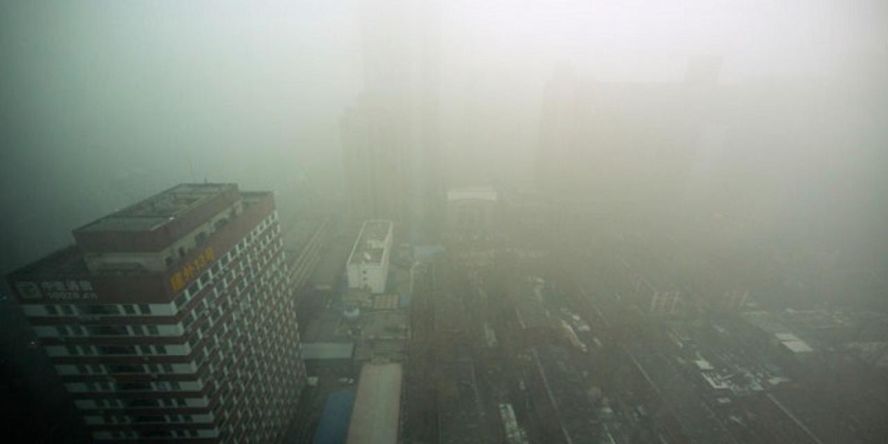 カナダ企業、大気汚染に苦しむ中国に「おいしい空気」を発売