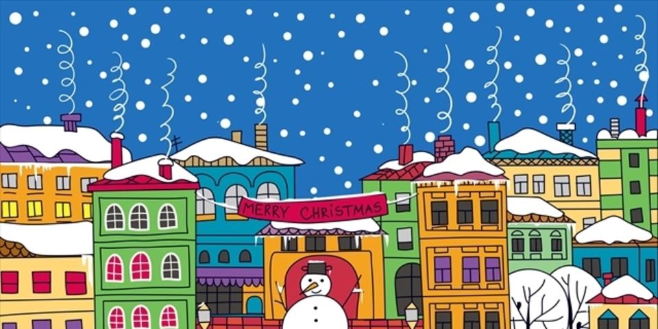 あなたの街はどうでしょう? ホワイトクリスマス予報が発表