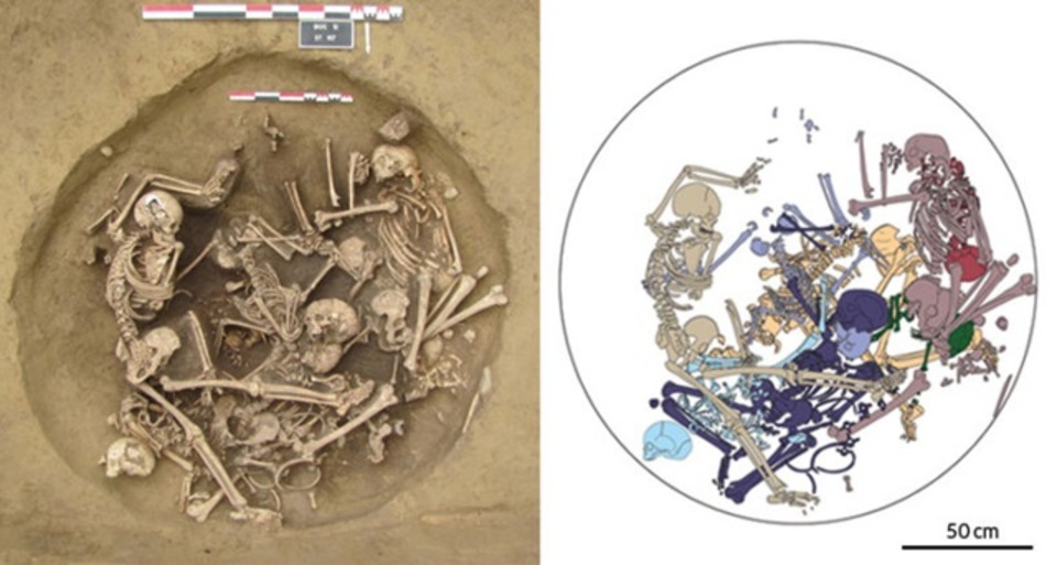 石器時代は平和じゃなかった? 6,000年前の墓が怖すぎる