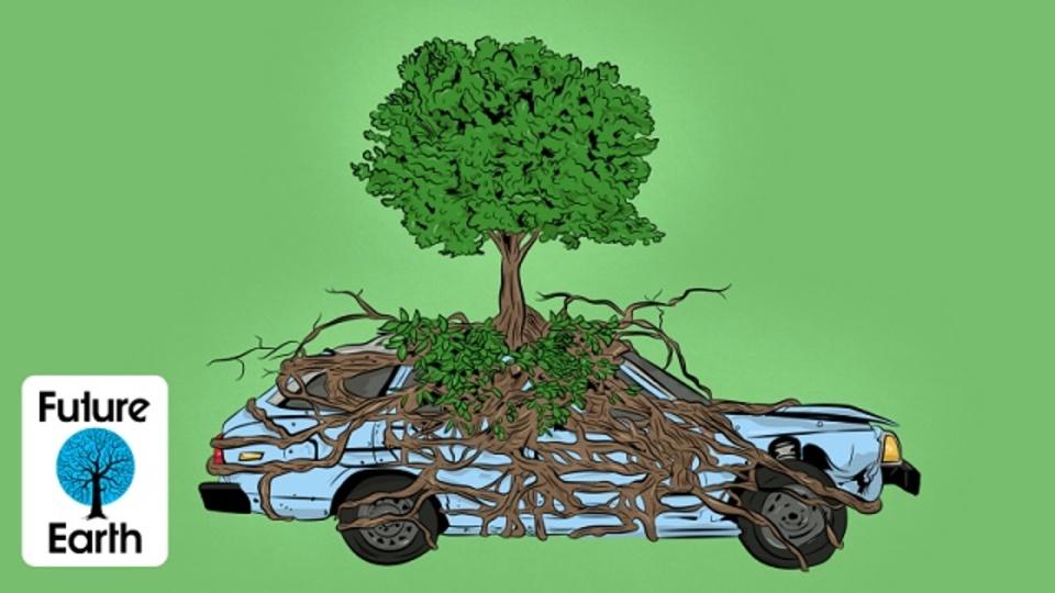 究極の温暖化対策は地上から車をなくすこと