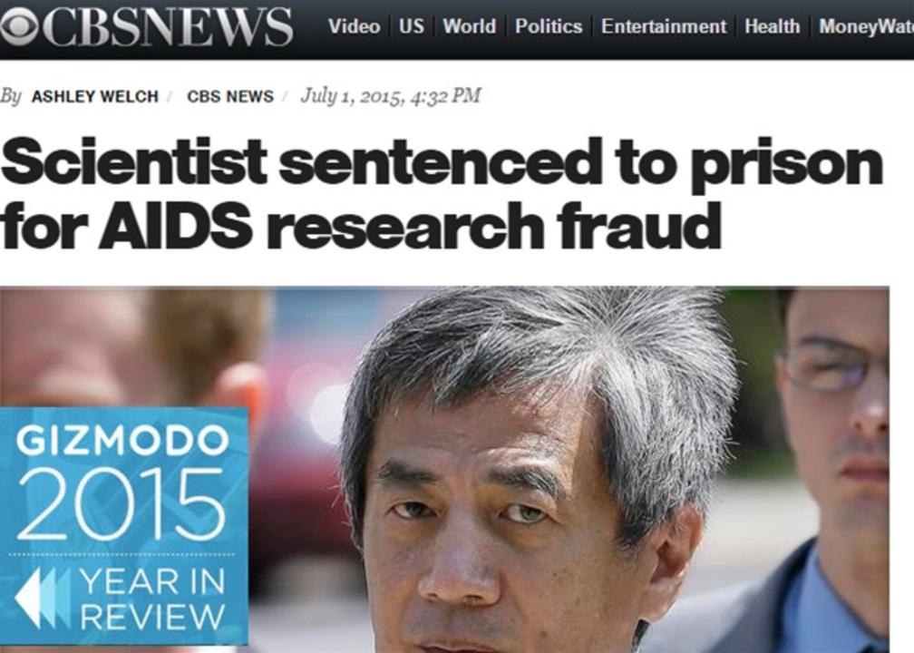 2015年もっとも騒がれた科学界の不祥事まとめ