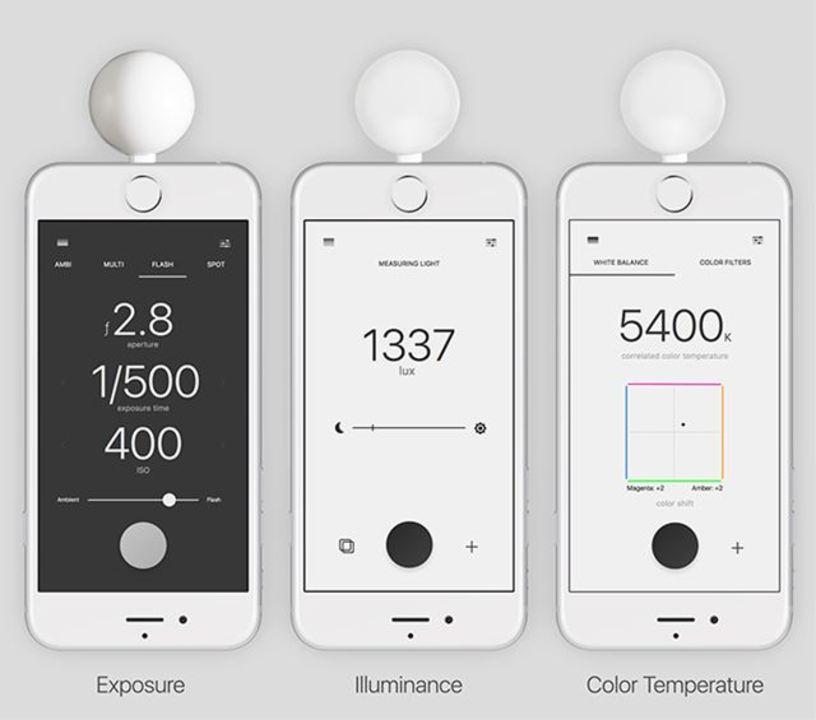 プロ級の写真が撮りたいiPhone&一眼持ちは買うべき「Lumu Power」