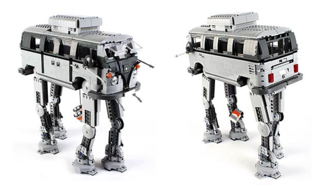 レゴ x フォルクスワーゲン x スター・ウォーズ