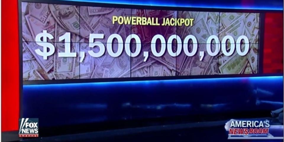 年末ジャンボ1等200枚でも足りない、米史上最高額の宝くじ当選者現る