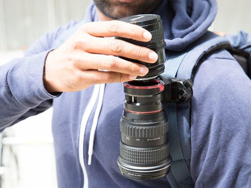 一眼カメラのレンズ交換が面倒くさいなら「LENS Kit」を使えばいいんです
