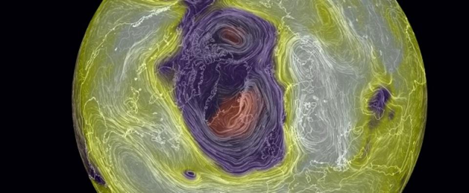 どうなってるの…北極点が12月に氷点下を上回る夏の気温に!