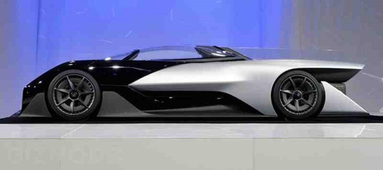 とにかくカッコいい! 次世代の電気自動車がCESデビュー