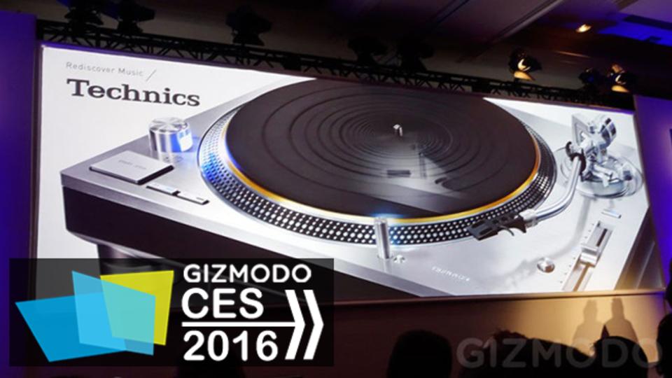 名器SL-1200が復活! 2モデルで夏から発売