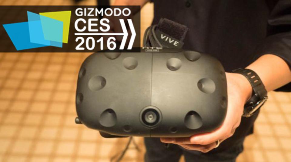 HTC Viveハンズオン、Oculus Riftに近づいた?
