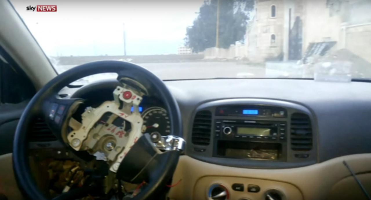 ISISは「ジハード大学」研究所で自爆テロ用リモート運転車を開発している