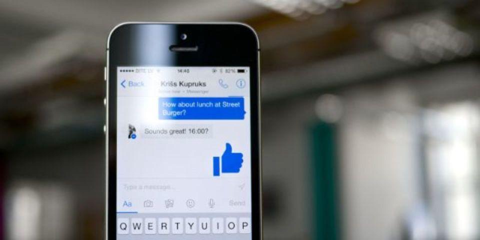 Facebook Messengerから買い物や旅行予約。ボット用SDKを一部企業に提供