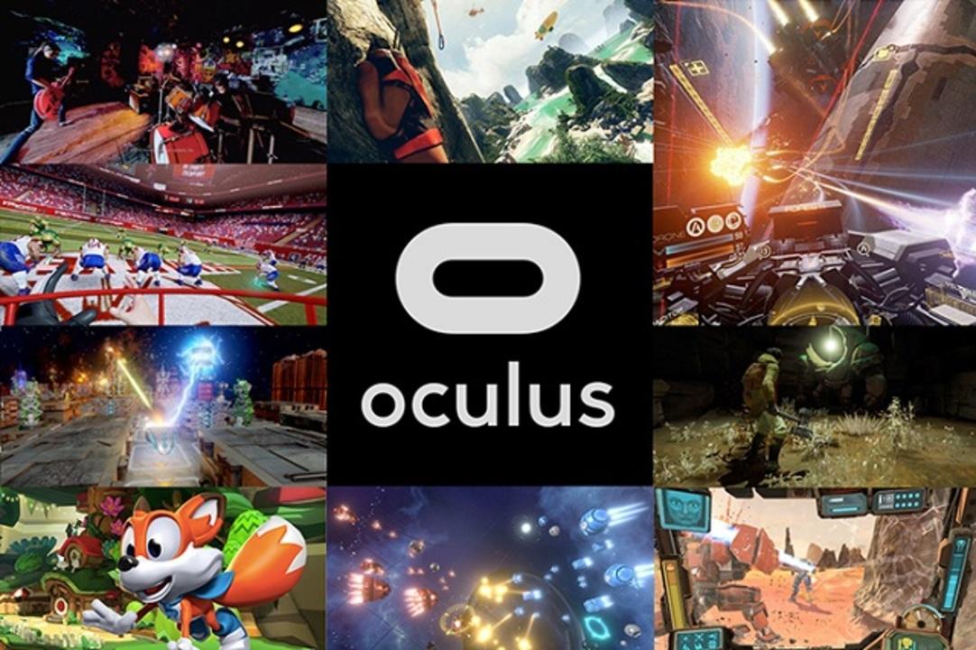 Oculus Rift、今年中には100タイトル以上で遊びまくれるぞ