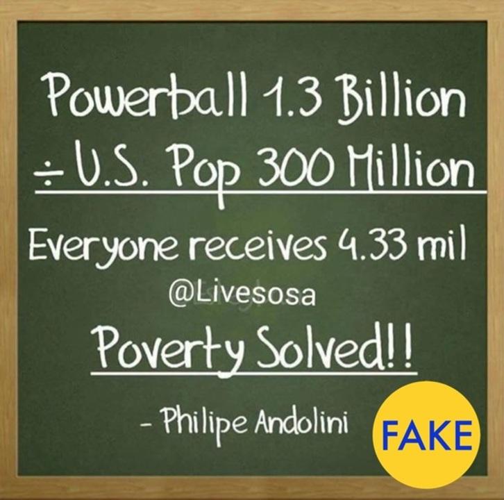 1766億円の米史上最高宝くじで絶賛拡散中の画像が悲しすぎる