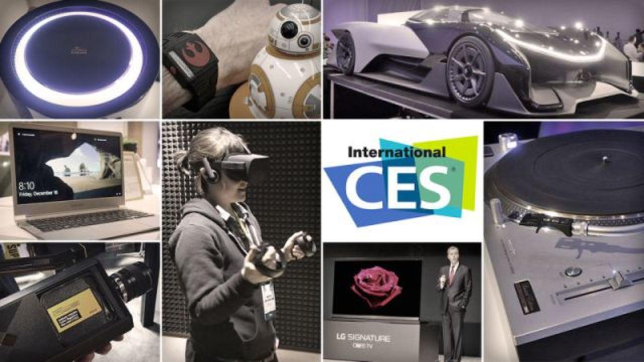 CES 2016選り抜きまとめ。車にTVにVR、そしてこだわりのガジェットたち