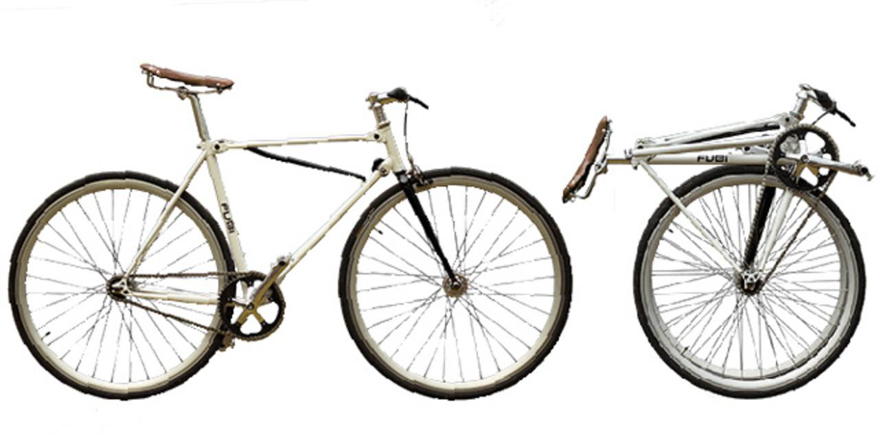 世界最速でフォールディングできそうな27インチの折りたたみ自転車