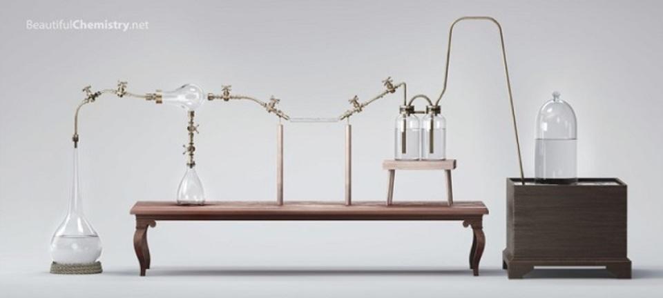 CGで蘇る近代科学の実験道具たち