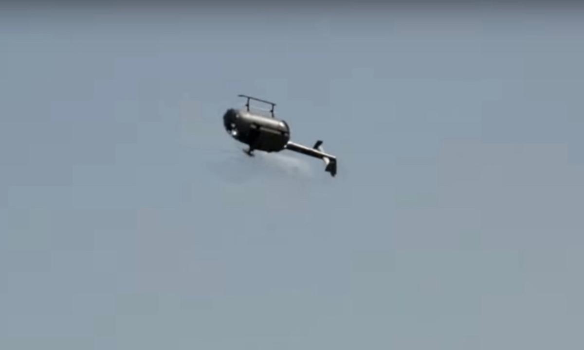 映画「007 スペクター」のヘリコプター・スタントがシュールすぎる(動画あり)