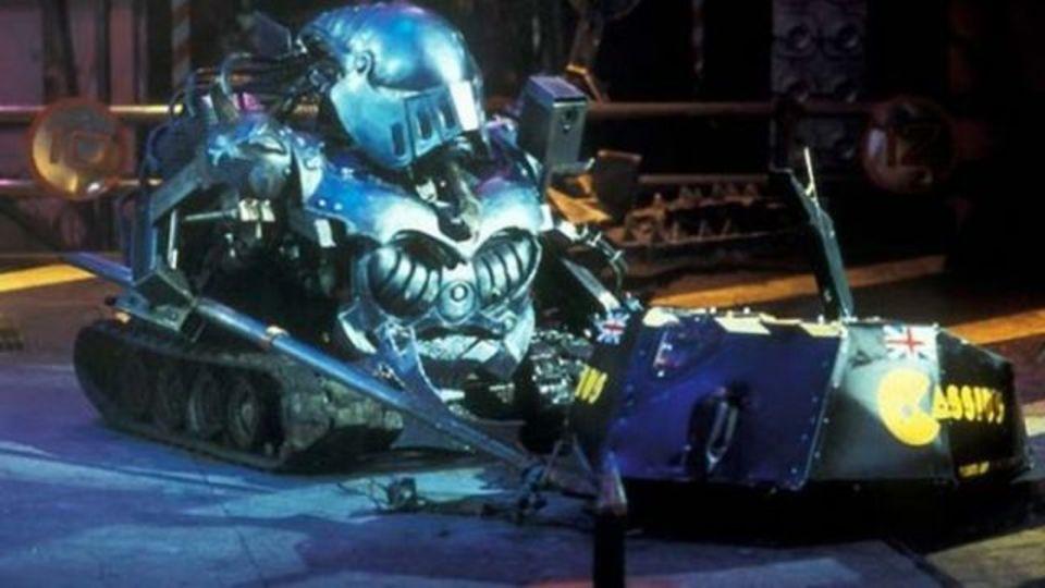 究極のロボットデスマッチ「Robot Wars」がBBCにかえってくる