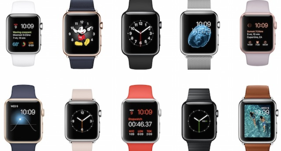 Apple Watchのメジャーアップグレードは3月より後に?