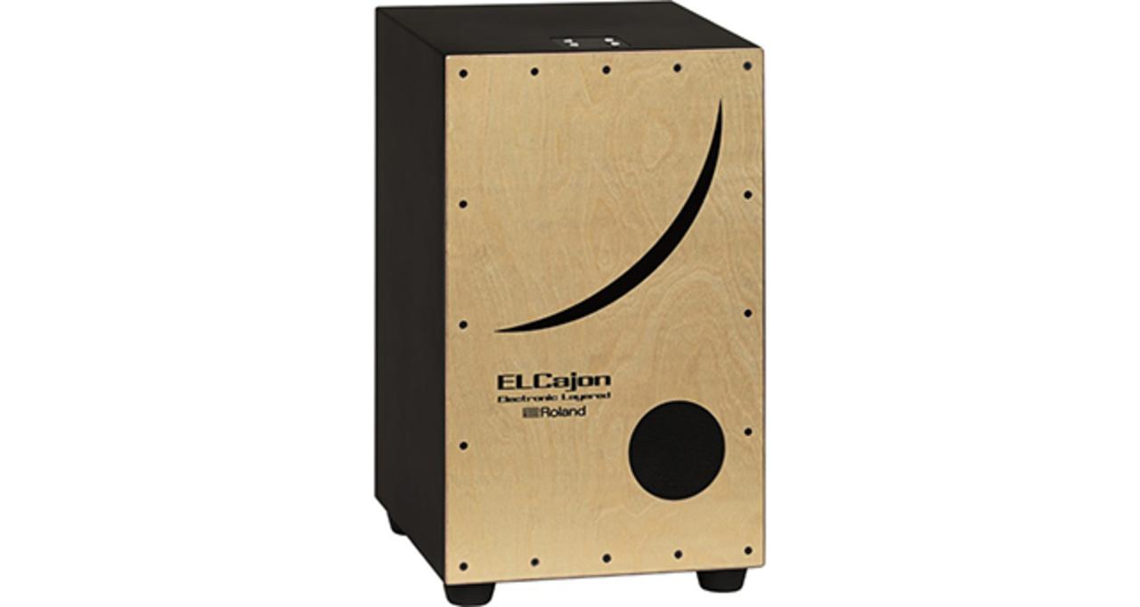 シンプルな打楽器「カホン」が電子楽器になるとこうなる