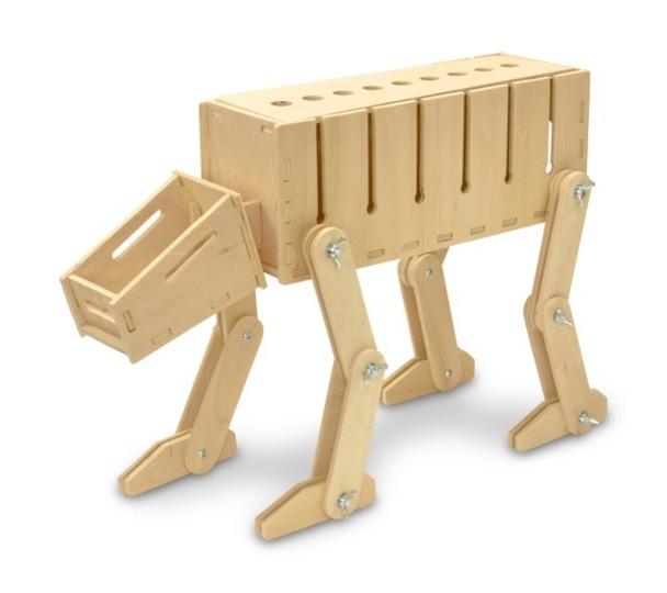 ワンワン! 自分で作る犬型電源タップボックスだワン!